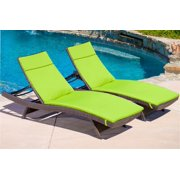Adjustable Chaise Lounge - Set of 2