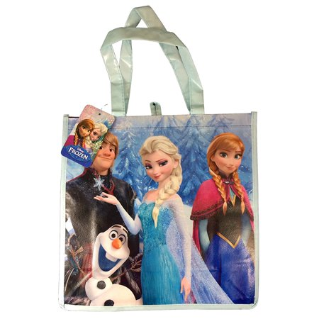 Disney Frozen Olaf Tote Green-mtc - Disney Tote Bags
