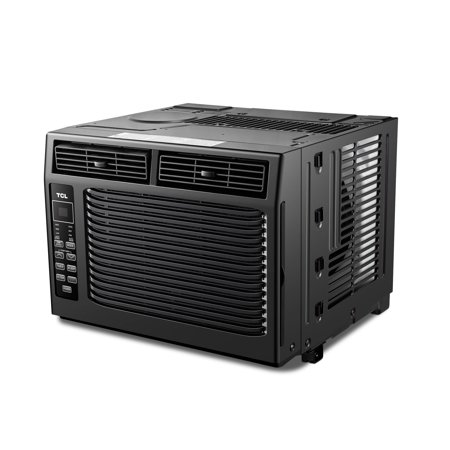 TCL 5,000 BTU Window Air Conditioner; Black