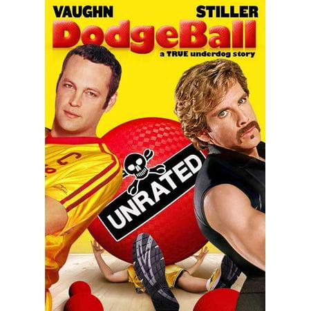 Underdog Poster - Dodgeball: A True Underdog Story POSTER (27x40) (2004) (Style B)