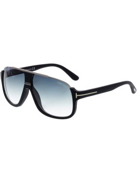 7d2051e1c09 Product Image Tom Ford Men s Gradient Elliot FT0335-02W-60 Black Aviator  Sunglasses
