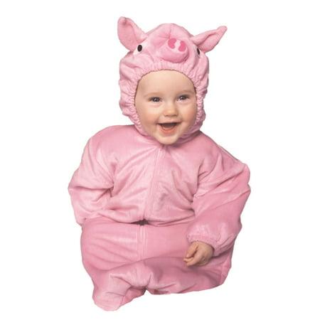 // Pink Piggie Bunting Newborn - Newborn Halloween Bunting Costumes