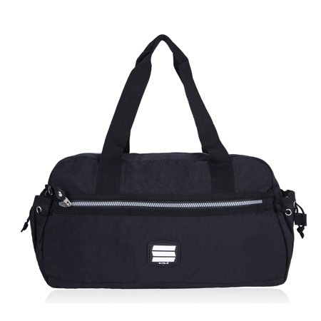 Lightweight Small Duffle Weekend Handbag Luggage Gym Sports Travel Duffel Tote - Small Duffle