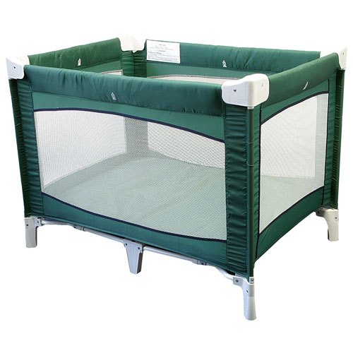 L.A. Baby Commercial Grade Playard - Green