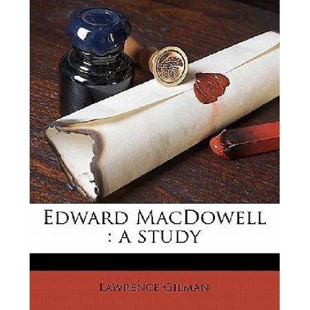 Edward MacDowell: A Study - image 1 de 1