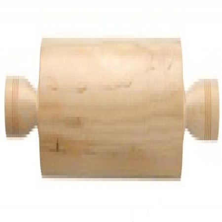 Rolling Mill Equipment (Fletchers' Mill Rolling Pin, Maple - 18 Inch)