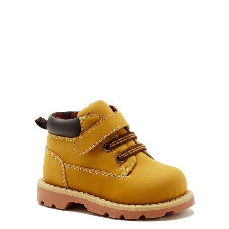 572eb4100fd Little Boys Toddler Garanimals Work Boot