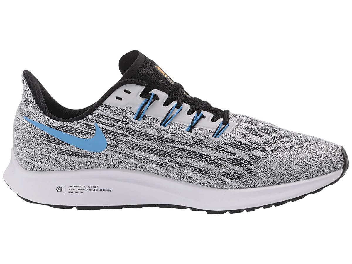 Nike Air Zoom Pegasus 36 White/University Blue/Black ...