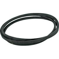 Rubber Industrial V-Belt, 1/2 x 100-In.