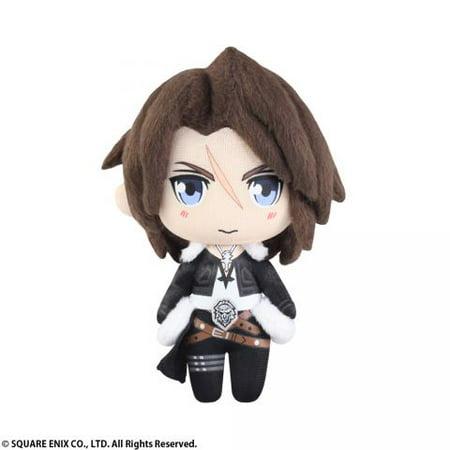 Plush - Final Fantasy VII - Squall Leonhart Mini Soft Doll Toys