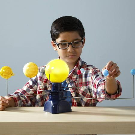 Educational Insights GeoSafari Motorized Solar System - Solar System Crafts