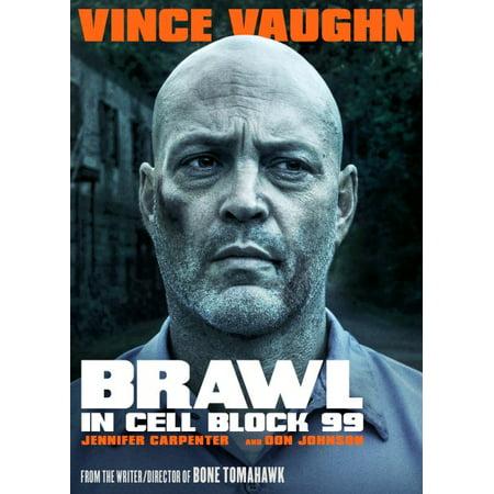 Brawl in Cell Block 99 (DVD)(2017)