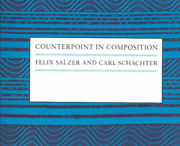 Counterpoint in Composition by