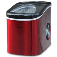 Frigidaire 26 lb. Countertop Portable Ice Maker EFIC117, Stainless Steel