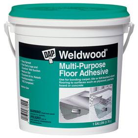 Dap Weldwood Wood Floor Adhesive 1 Qt