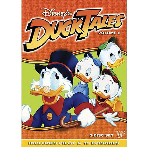 Ducktales: Volume 2 (Full Frame)