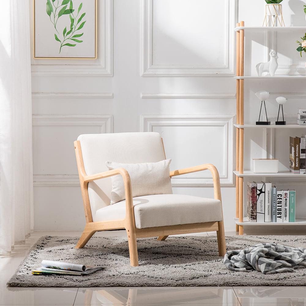 Winado Accent Chair Living Room Single Sofa Cafe Lounge ...