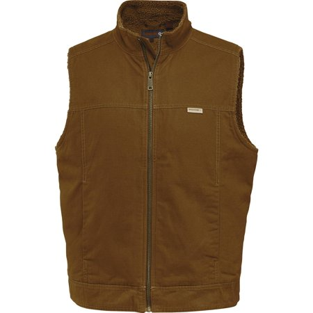 Wolverine Men's Porter Sherpa Lined Vest - (Porters Apparel)