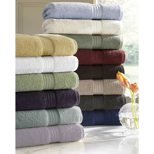 Luxor Linens Bliss Egyptian Cotton Luxury Wash Cloth