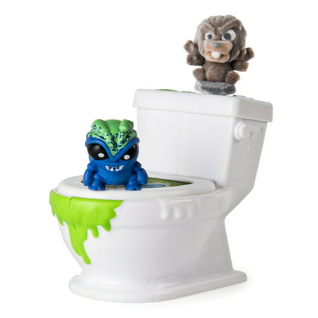 Collectible Figures Series (Flush Force – Series 1 - Number 2-Pack Collectible Figures (Colors/Styles May Vary) )