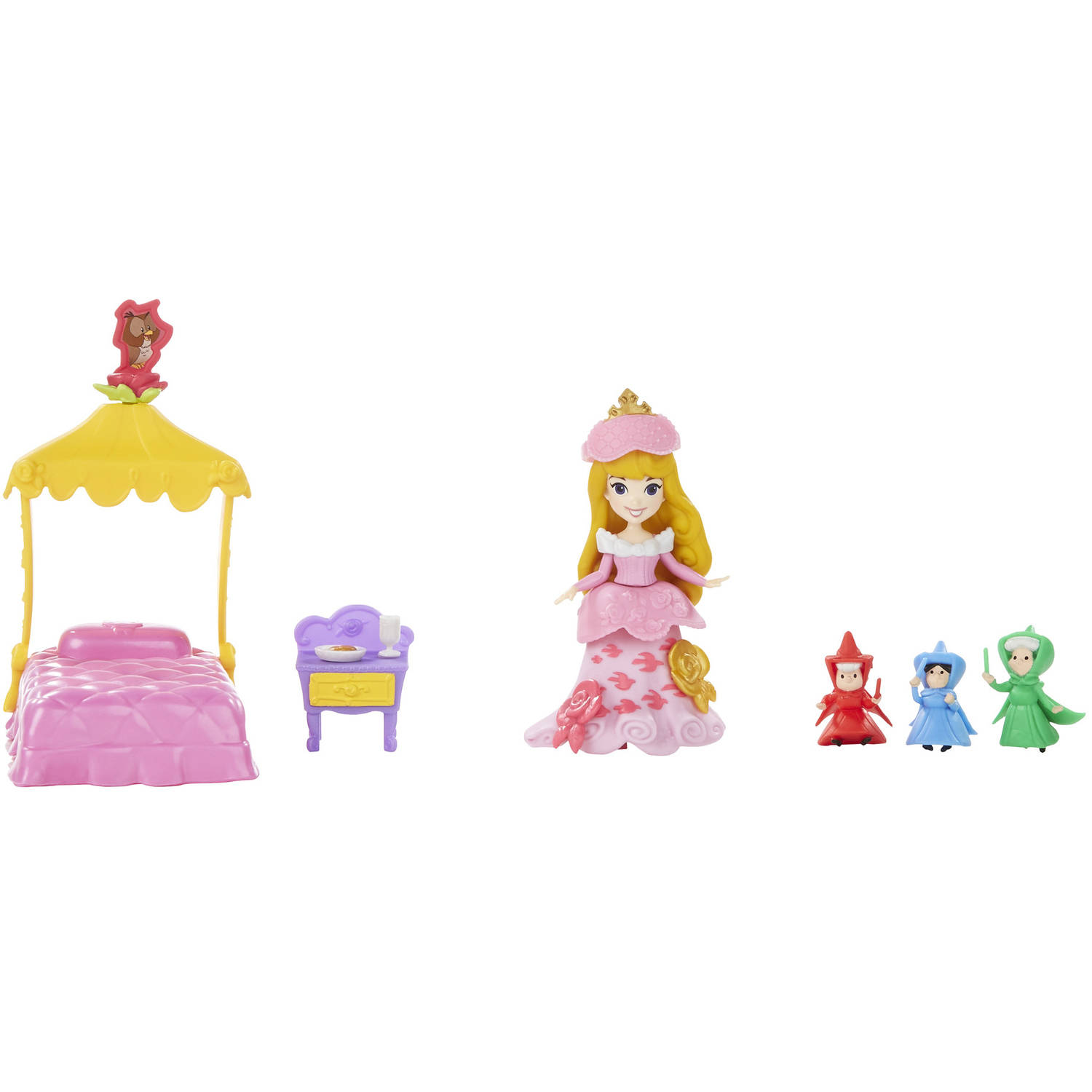 Disney Princess Little Kingdom Aurora's Fairytale Dreams by Hasbro