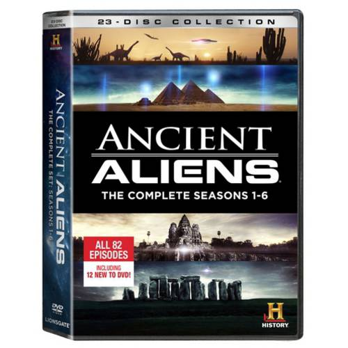 Ancient Aliens: Season 1-6 Gift Set