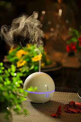 SPT SA-028 Travel Aroma Diffuser and Humidifier by Sunpentown by