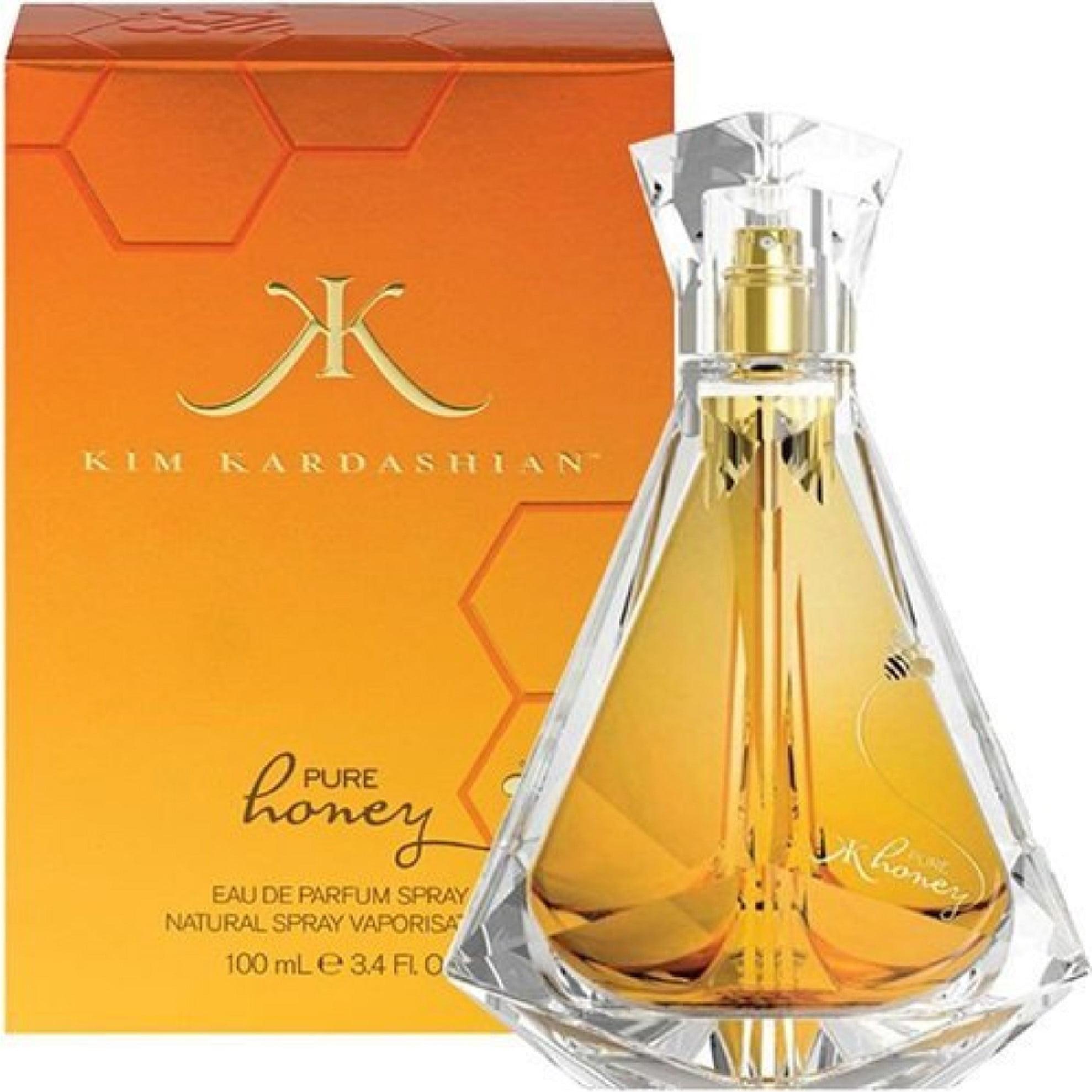 6 Pack - Pure Honey By Kim Kardashian Eau de Parfum Spray For Women 3.4 oz