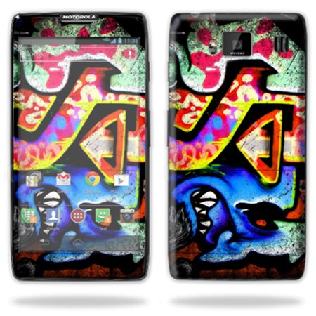 Loud Mobile Phones (Mightyskins Protective Skin Decal Cover for Motorola Droid Razr Hd & Razr Maxx HD Cell Phone wrap sticker skins Loud)