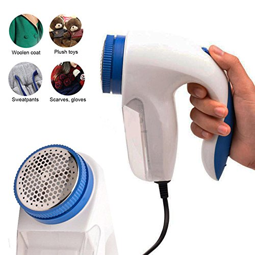 Electric Clothes Lint Remover Shaver Pill Fluff Remover Sweater Fuzz Shaver Household