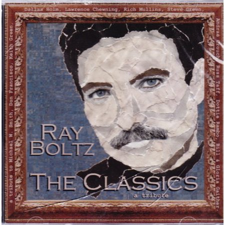 Classics, By Ray Boltz Format Audio CD Ship from US