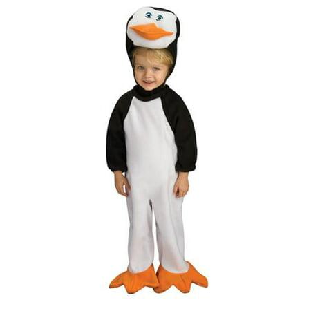 6d251d6f07a Penguins Of Madagascar Romper Skipper Baby Costume - Walmart.com