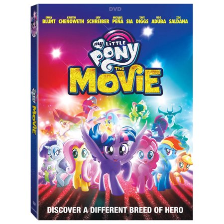 My Little Pony The Movie (DVD) - The Movie Minions
