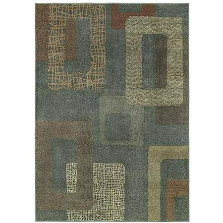 Shaw rugs origins metro lapis blue rug - Shaw rugs discontinued ...