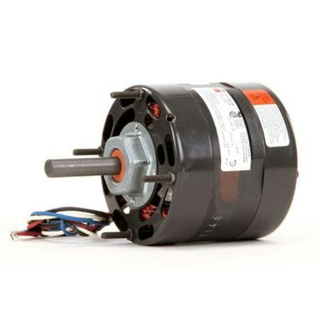 Quest Blower Motor - 1/20 HP Direct Drive Blower Motor 1550 RPM, 3-Spd 115V Dayton # 1AGF8