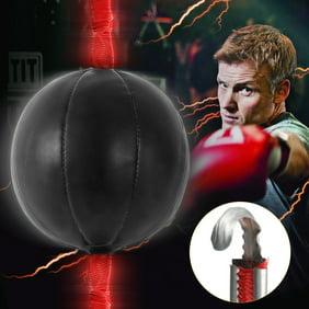 Einsgut Double End Ball Box Double End Speed Ball Swivel Speedball Punching Balls Adult Training Speedball Set Black