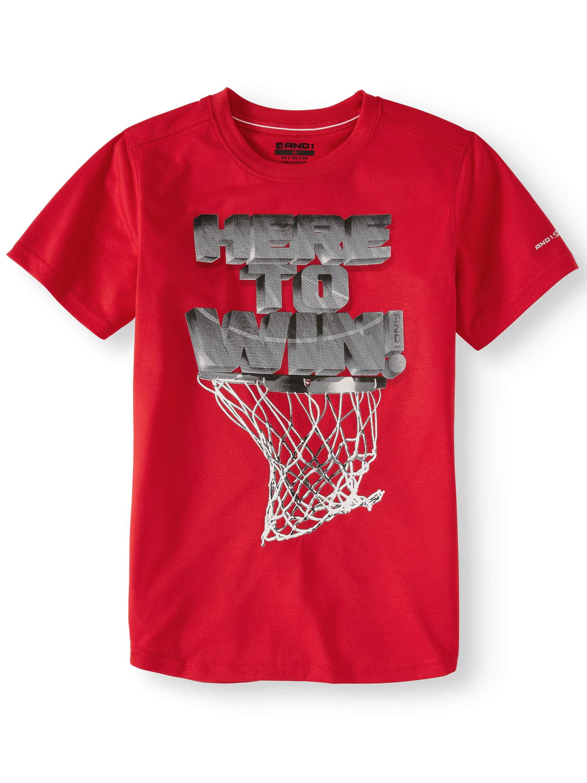 Graphic T-Shirt (Little Boys & Big Boys)