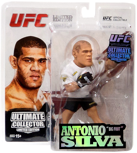 UFC Ultimate Collector Series 13 Antonio Silva Action Figure [Limited Edition]