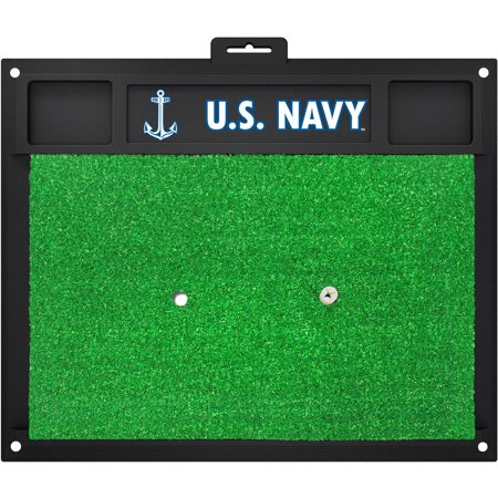 FANMATS US Armed Forces Golf Hitting Mat