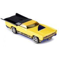 Hot Wheels Star Wars Lando Calrissian Character Car