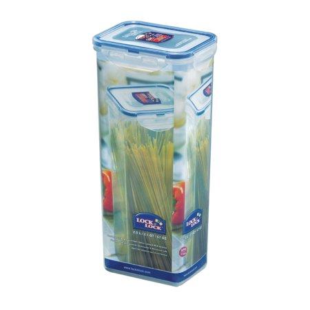 Lock & Lock Easy Essentials Pantry Pasta Storage Container, 8.3-Cup ()