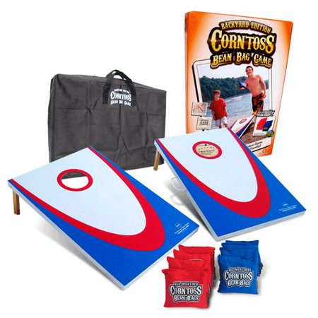 Driveway Games - Corntoss Bean Bag Game with Case - Bean Bags Game
