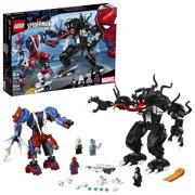 LEGO Super Heroes Marvel Spider Mech Vs. Venom 76115 Building Kit