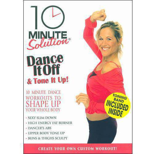 10 Minute Solution: Dance It Off And Tone It Up