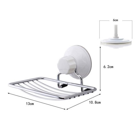 Strong Suction Wall Mounted Stainless