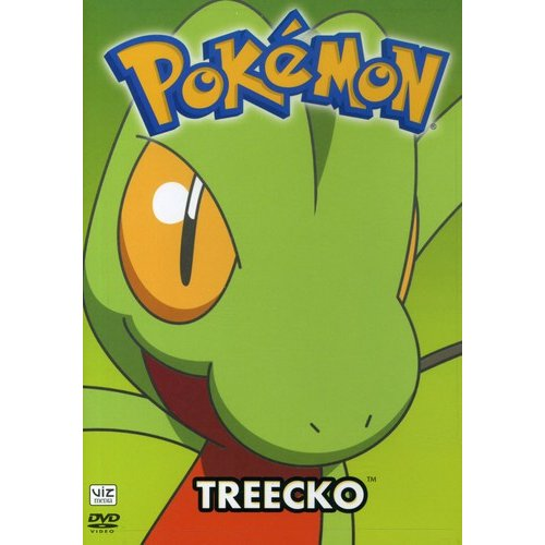 Pokemon All Stars, Vol.12: Treecko (Full Frame)
