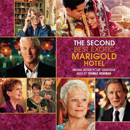 The Second Best Exotic Marigold Hotel (Score)