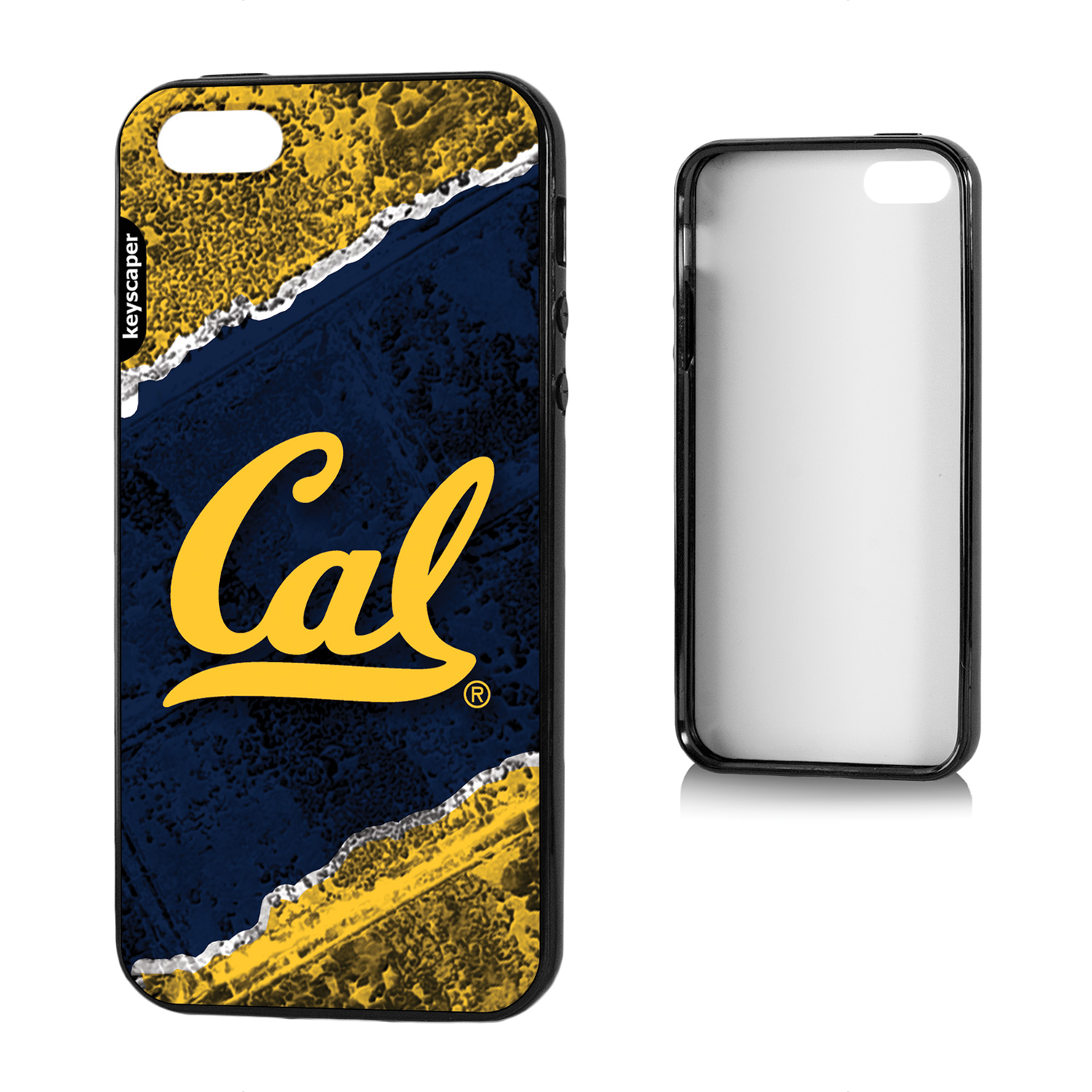 California Golden Bears iPhone 5 and iPhone 5s Bumper Case