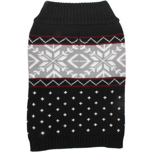 "Fair Isle Sweater Extra Small 11""-13"""
