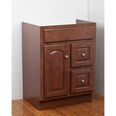 maple bathroom vanity 24x18